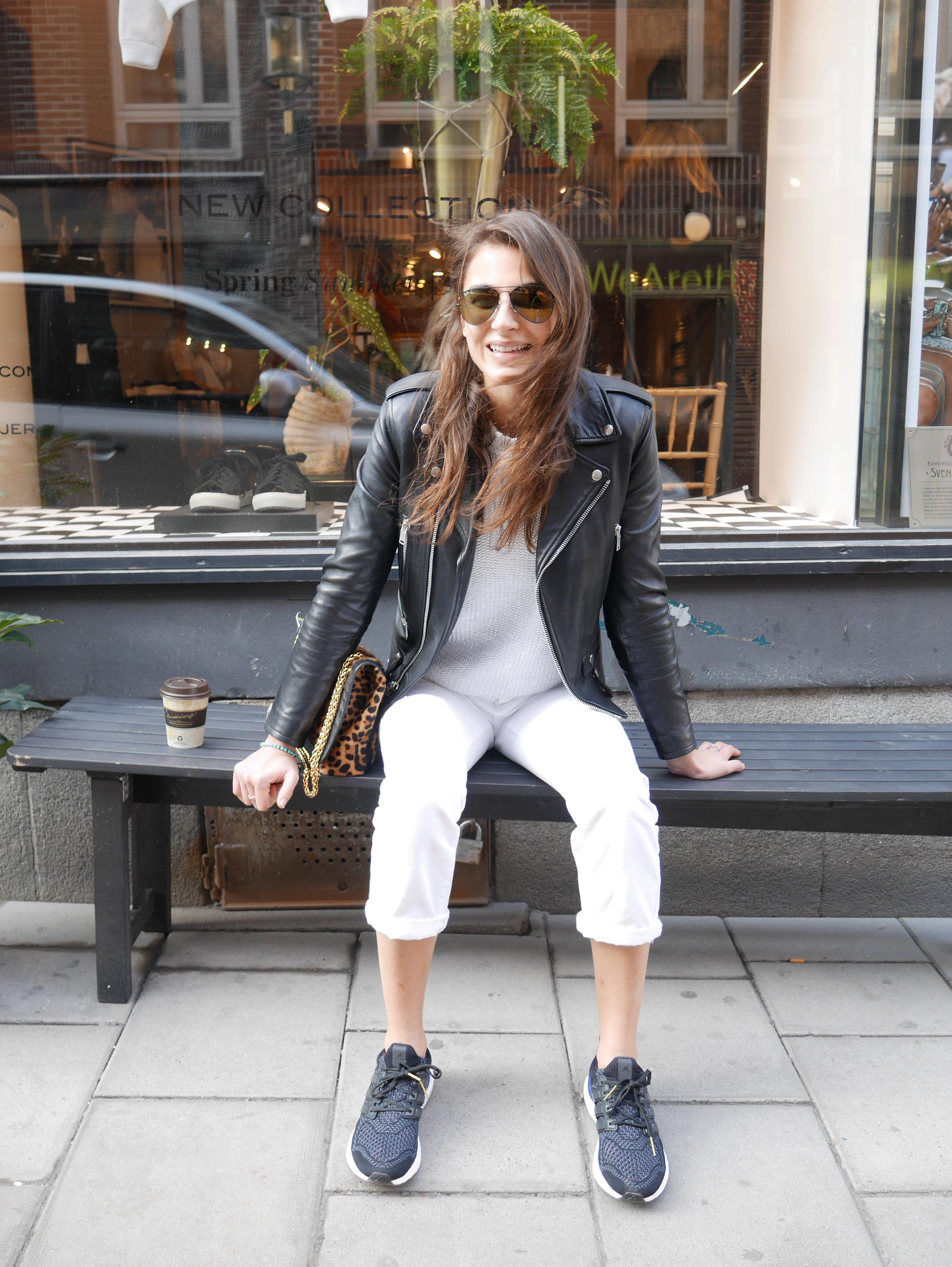 Adidas Ultra Boost White Fashion